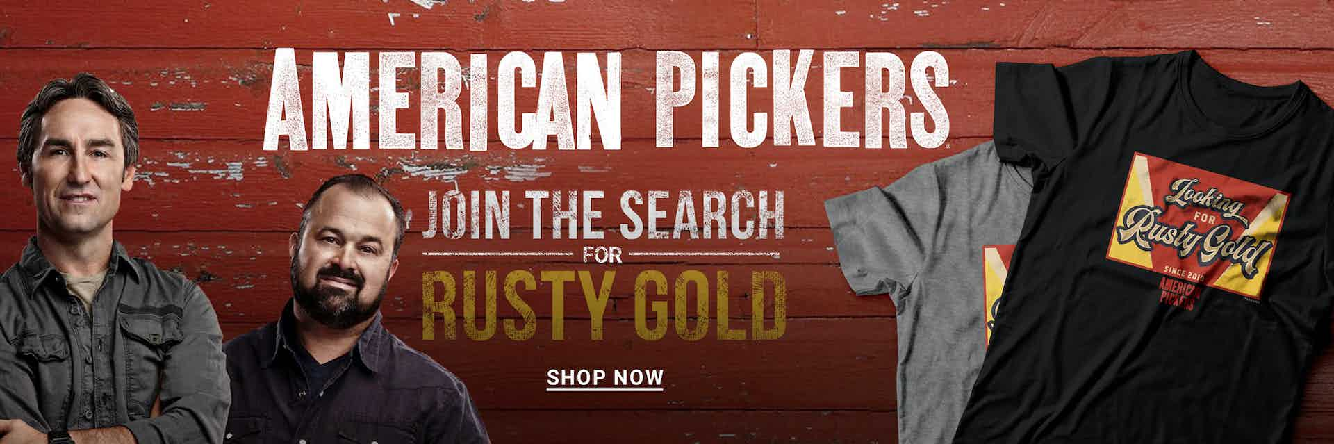 American Pickers Gifts