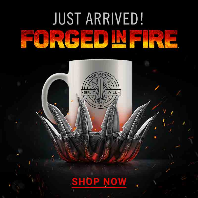 Forged In Fire Gifts