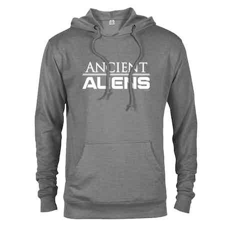 Ancient Aliens Logo Hooded Sweatshirt