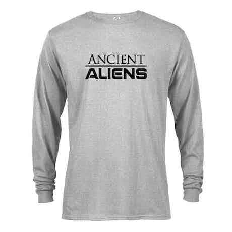 Ancient Aliens Logo Long Sleeve T-Shirt