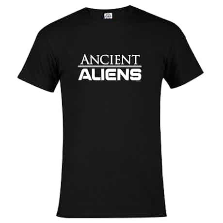 Ancient Aliens Logo Men's Short Sleeve T-Shirt