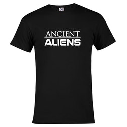 Ancient Aliens Logo Men's Short Sleeve T-Shirt