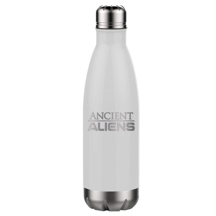 Ancient Aliens 17 oz Stainless Steel Slim Water Bottle
