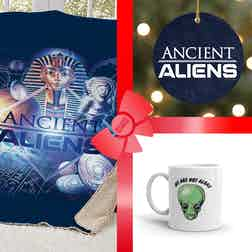 Ancient Aliens Ultimate Fan Gift Wrapped Bundle