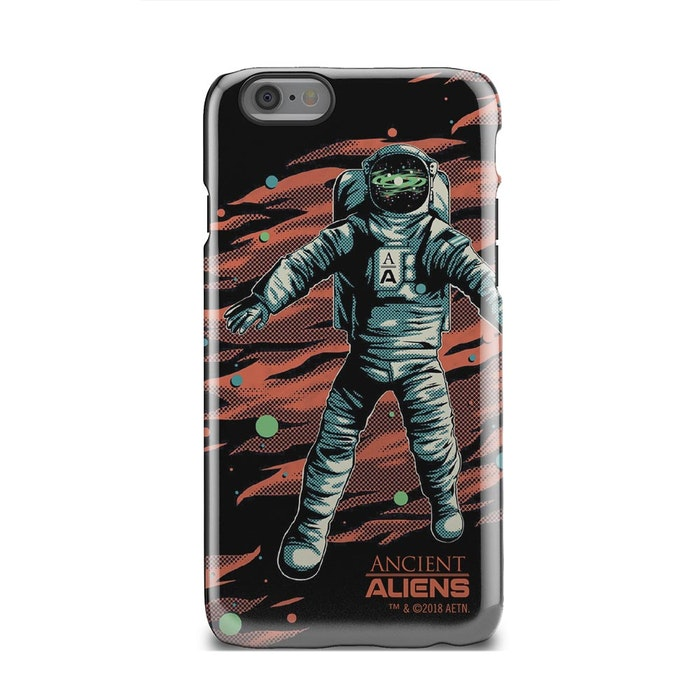 Ancient Aliens Astronaut Tough Phone Case