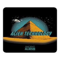 Ancient Aliens Alien Technology Mouse Pad