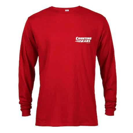 Counting Cars Logo Long Sleeve T-Shirt