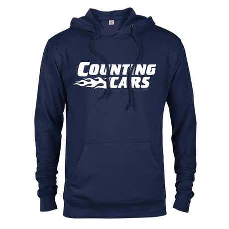 Counting Cars Logo Hooded Sweatshirt