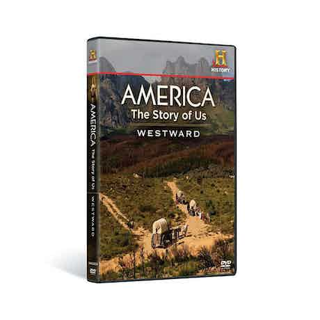 America: The Story of Us, Vol. 2 - Westward/Division DVD