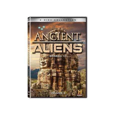 Ancient Aliens: Season 10, Vol. 2 DVD