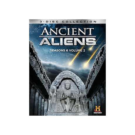 Ancient Aliens Season 6: Vol. 2 - Blu-ray DVD