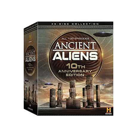 Ancient Aliens: 10th Anniversary Edition DVD Gift Set