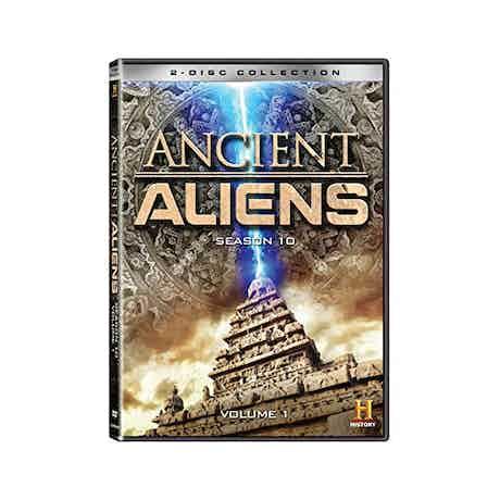 Ancient Aliens Season 10: Vol. 1 DVD