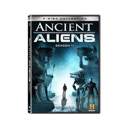 Ancient Aliens Season 11: Vol 1 DVD