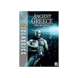 History Classics: Ancient Greece: Gods and Battles DVD