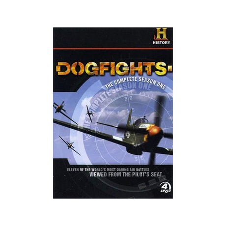 Dogfights: The Complete Season One DVD
