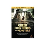 Greek Gods, Heroes And Monsters DVD