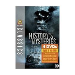 History Classics: History's Mysteries DVD