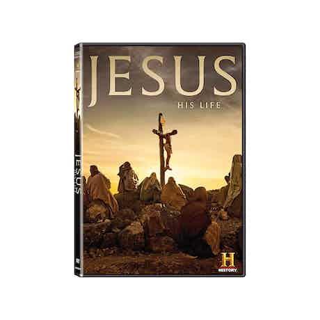 Jesus: His Life DVD