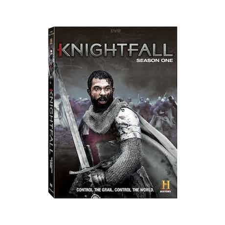 Knightfall: Season 1 DVD
