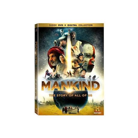 Mankind: The Story of All of Us DVD
