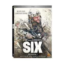 Six Season 1 DVD