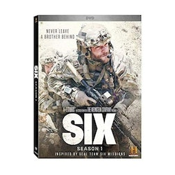 Six Season 1 DVD