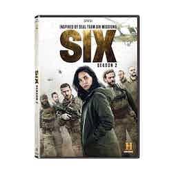 Six Season 2 DVD