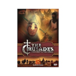 The Crusades Crescent & The Cross DVD
