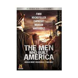 The Men Who Built America DVD