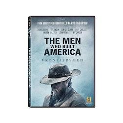 The Men Who Built America: Frontiersmen DVD