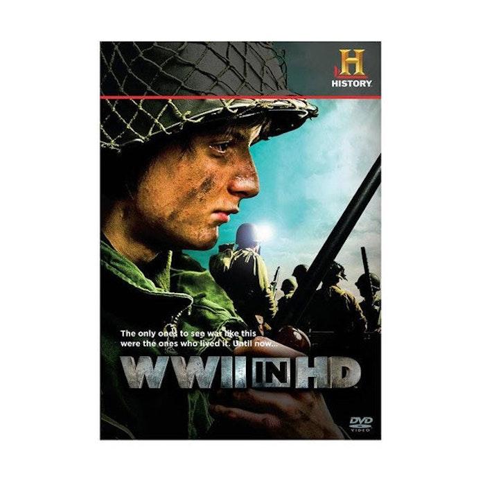 WWII in HD DVD
