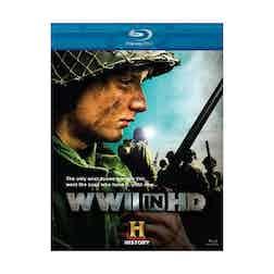 WWII in HD Blu-ray DVD