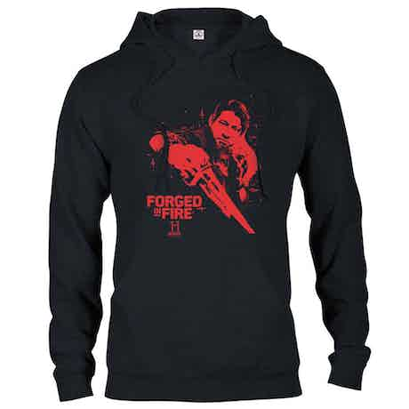 HISTORY Forged in Fire Series Doug Hooded Sweatshirt