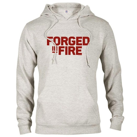 Forged in Fire Logo Hooded Sweatshirt