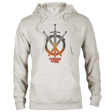 Forged in Fire Swords Hooded Sweatshirt