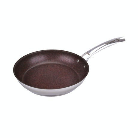 """Forged In Fire 11.5"""" Stainless Nonstick Skillet"""