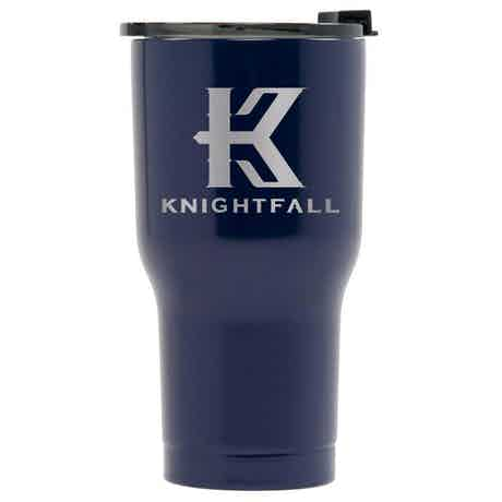 Knightfall RTIC Tumbler