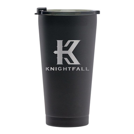 Knightfall RTIC Travel Mug