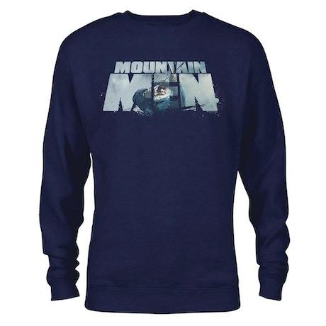 Mountain Men Tom Oar Logo Crew Neck Sweatshirt