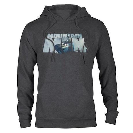 Mountain Men Tom Oar Logo Hooded Sweatshirt
