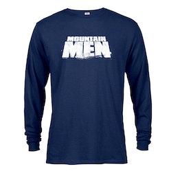 Mountain Men Logo Long Sleeve T-Shirt