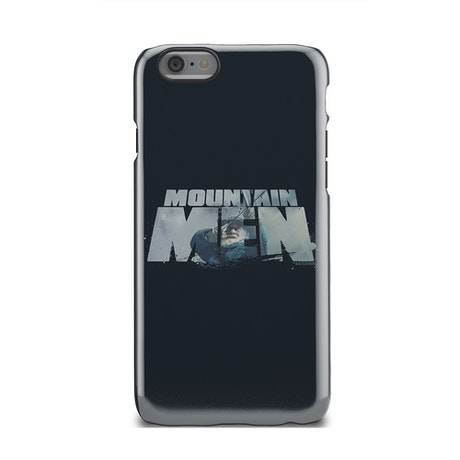Mountain Men Tom Oar Logo Tough Phone Case