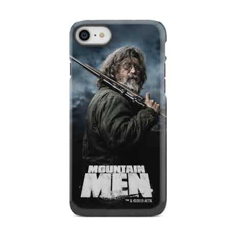 Mountain Men Marty Logo Tough Phone Case