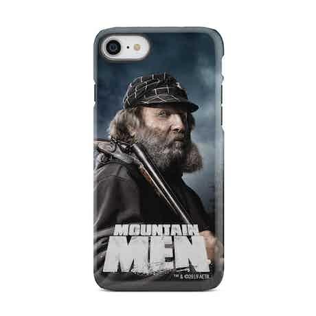 Mountain Men Rich Logo Tough Phone Case