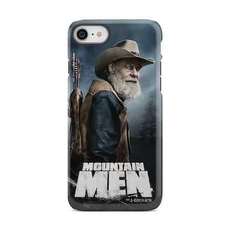 Mountain Men Tom Logo Tough Phone Case