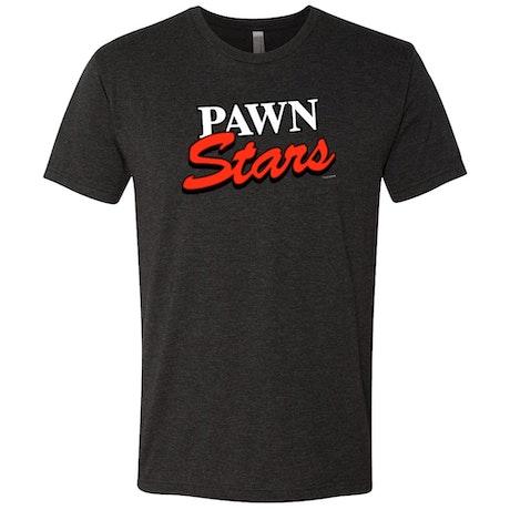 Pawn Stars Logo Men's Tri-Blend Short Sleeve T-Shirt