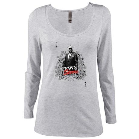 Pawn Stars Rick Women's Long Sleeve T-Shirt