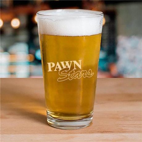 Pawn Stars 16oz Pint Glass