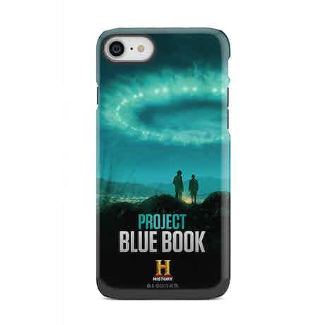 Project Blue Book Tough Phone Case